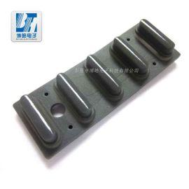 博皓电子健身器材硅橡胶配件生产厂家