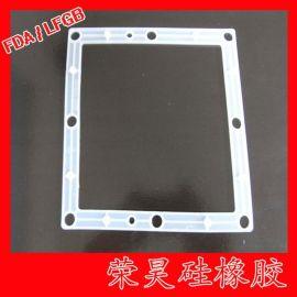 定制各种电器机械工业用硅胶密封圈