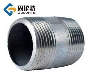 國標規格1.5 寸雙頭絲管件|生產廠家|固倫特|水暖管件廠家