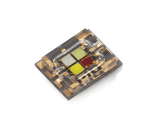LED芯片封装玻璃镜片