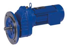 R斜齿轮硬齿面减速机型号齐全质量保证