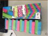 儿童玩具 48PCS叠叠高  木制积木