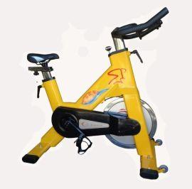 动感单车健身车超静音有氧脚踏运动单车商用家用健身 室内健身器材长期供货
