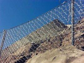 供应河北安平县创许边坡防护网 柔性主动网、被动网