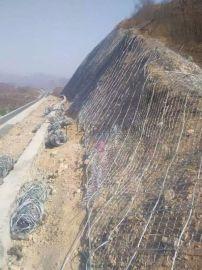 安徽黄山 sns柔性防护网材质 主动防护网
