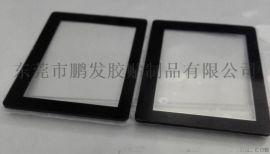 订做亚克力摄像头镜片  PC料面板丝印镜片镭雕弧面手机背板