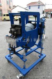 【上海川振】厂家自产自销 GBS-12D型锰钢板电动自动行进式钢板坡口机