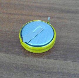 供应电子放大镜电池 CR2016焊角电池