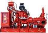三业科技CCCF认证消防泵
