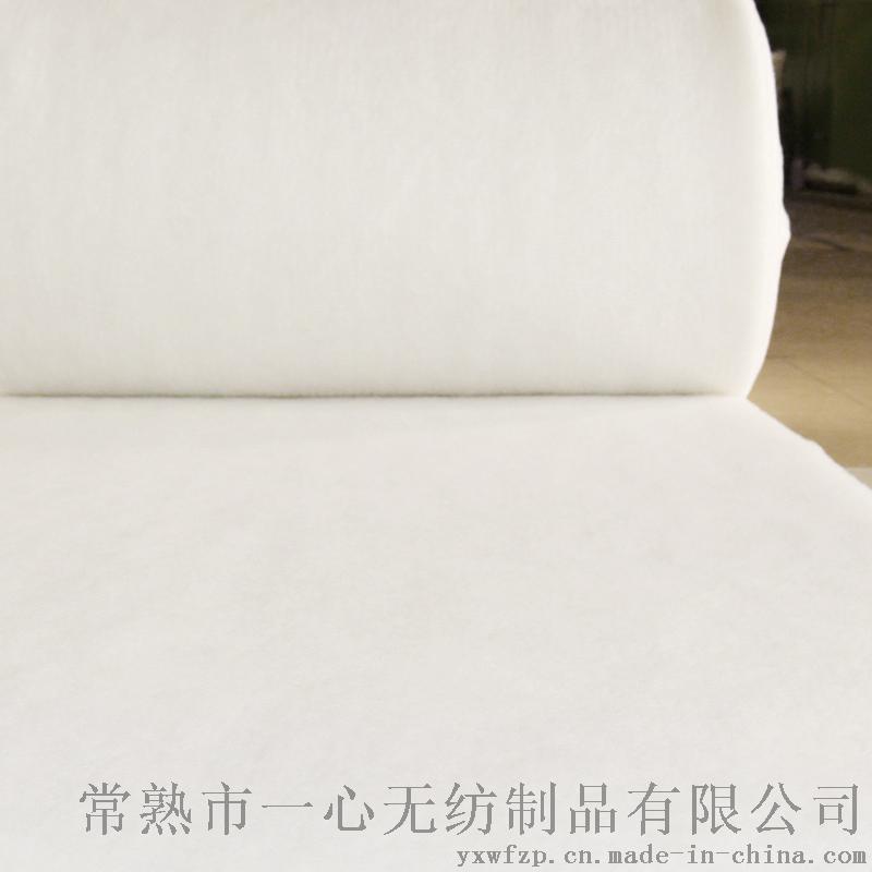 4仿羽絨棉 常熟一心廠家供應服裝家紡填充棉 輔料填充物
