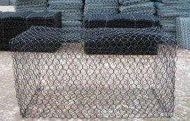 正源PVC六角网、生态石笼网箱、生态美化绿格网