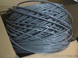 五类网线无氧铜材质  4对单股超五类网线  网线水晶头批发  CAT单股网线生产厂家直销