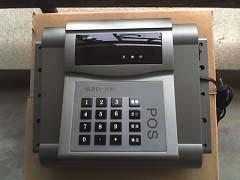 食堂刷卡消费机