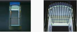 LED光电玻璃