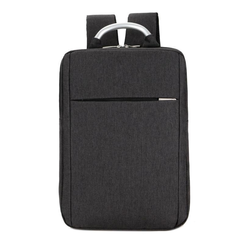 厂家直销新款电脑商务双肩包男书包潮可手提USB充电背包定制LOGO