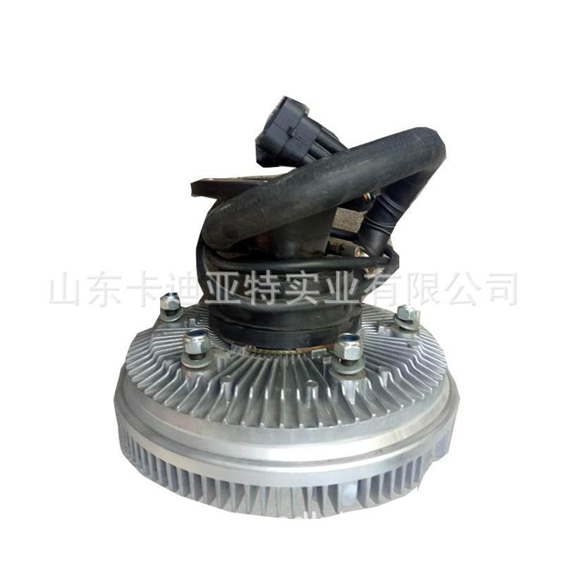 豪沃硅油风扇离合器 硅油风扇离合器总成 图片价格 厂家直发
