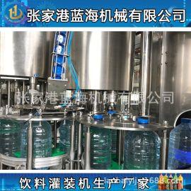 全自动小型桶装水灌装设备 矿泉水纯净水灌装生产线