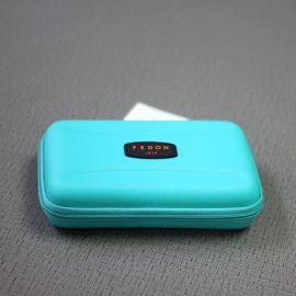 工厂定制移防压电子产品保护套 防震包 EVA便携收纳盒 移动电源包