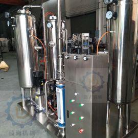 碳酸果汁一体混合机  碳酸饮料灌装机