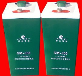 内燃机车铅酸蓄电池(NM-300)
