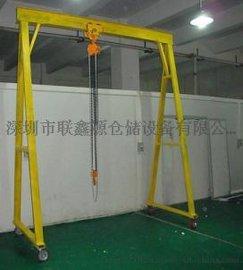 承重3吨龙门架生产商