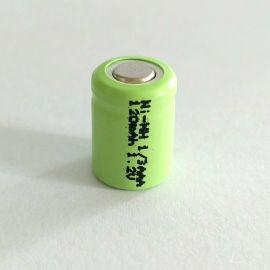 1/3AAA镍氢电池 小型电子玩具电池 1.2V120mah可充电