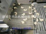 大虾裹面包屑机厂家@大虾全自动裹粉机