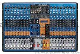 【聚美声】BTP系列单声道带功放350W带MP3效果器模拟调音台
