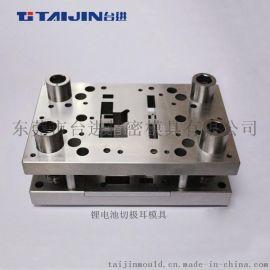 台进精密专业软包电池极耳极片模具加工厂家