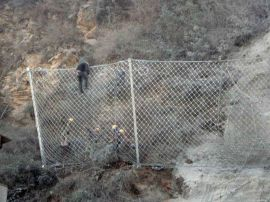 边坡防护网 找四川仲达 中国铁建 电建长期合作单位