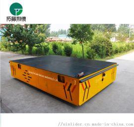 电动运输搬运车 平板拖车南京无轨车胶轮