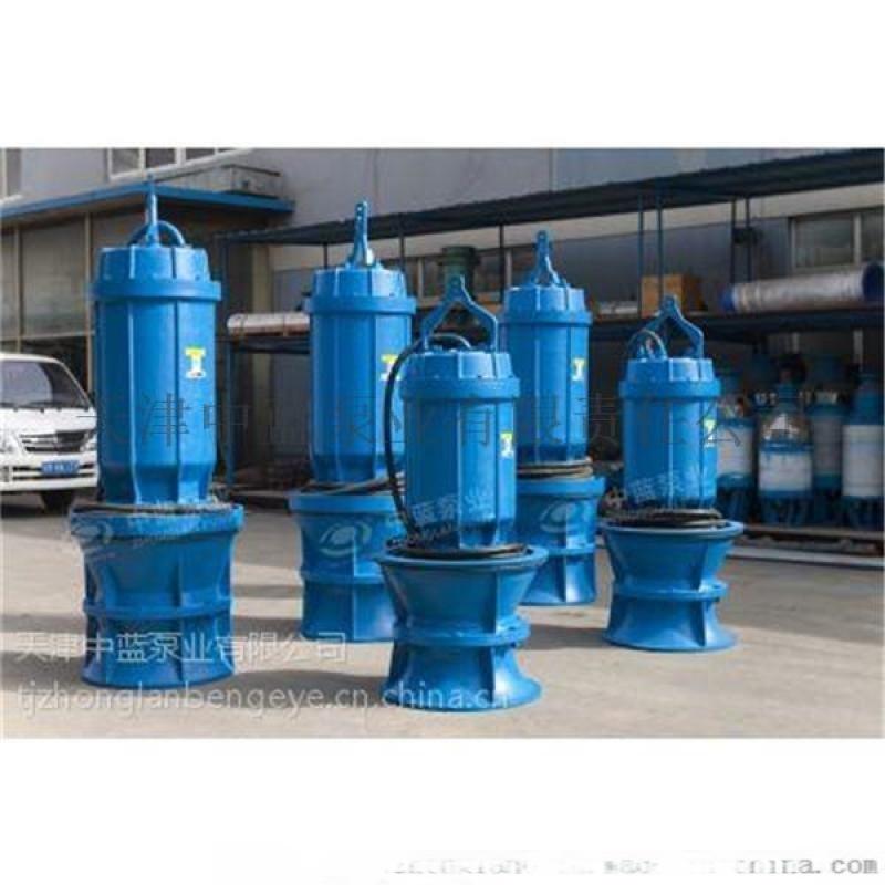 轴流式大流量雨水泵