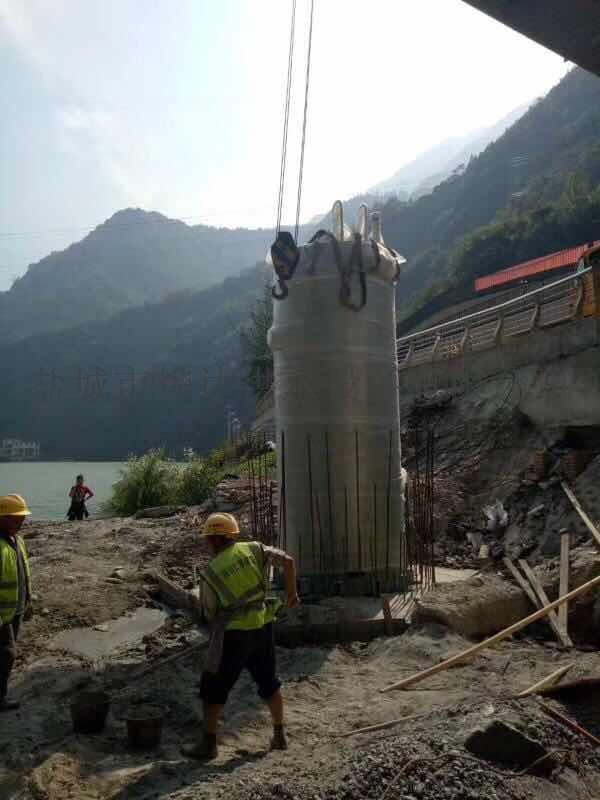 一體化污水提升泵站(預製)