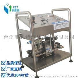 2种气体增压泵 针对混合气体增压 纯度有保证