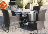 户外藤桌椅折叠桌椅深圳户外桌椅销售