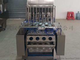花生豆腐灌装机,酱料灌装封口机