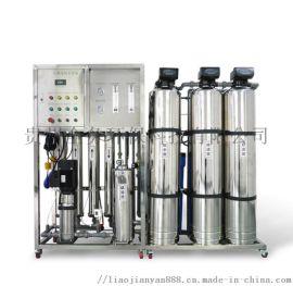贵州工业纯水设备,反渗透净化水处理装置