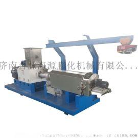 玉米预糊化淀粉膨化机 铁粉粘合剂设备