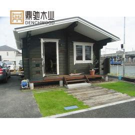 预装配木屋 木质农村自建房可移动别墅 定制木屋