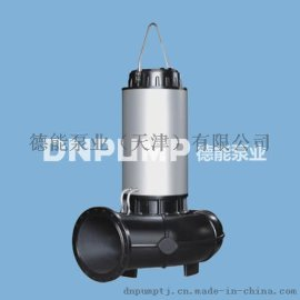 天津污水污物处理排污泵厂家现货