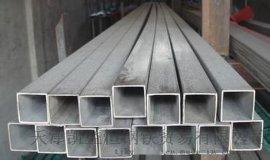 电厂用1cr18ni9ti不锈钢方管天津现货13516131088