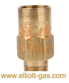 进口黄铜安全阀 力高安全阀 3129G/泄压阀