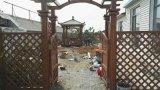 大連庭院圍欄製作