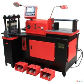 ZKW303S中型数控三工位液压母线加工机
