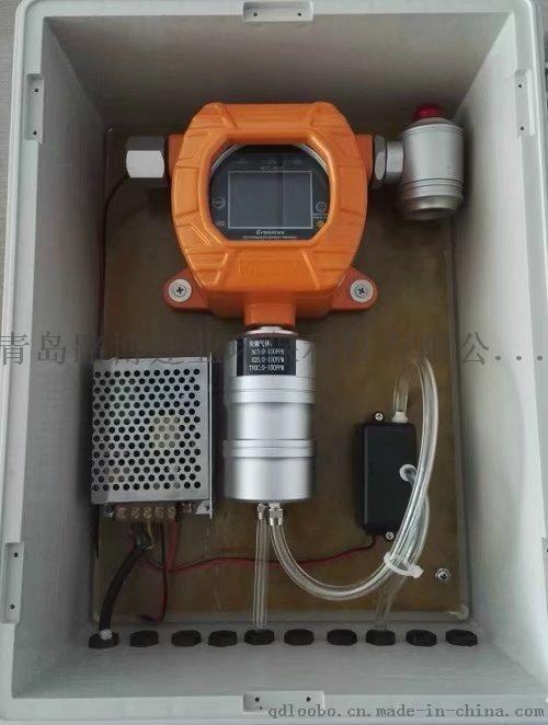 国产高精固定式气  测仪LB-MD4X可检测多种气体