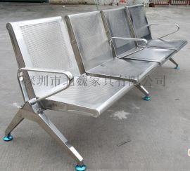 不锈钢公共座椅-不锈钢连排座椅-医用不锈钢公共座椅