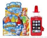 儿童手机玩具 手机泡泡水玩具 塑胶玩具