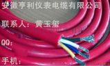 永東化工矽橡膠電纜KGGP23