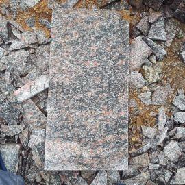 灰色文化石厂家灰色蘑菇石厂家泓峰石材