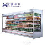 立式風幕櫃多少錢,上海冷藏陳列櫃,風幕櫃供貨商,風幕櫃都有那些款式